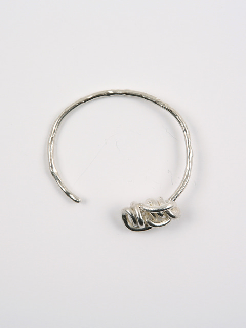 TMO X goiu BANGLE 502 (SILVER)
