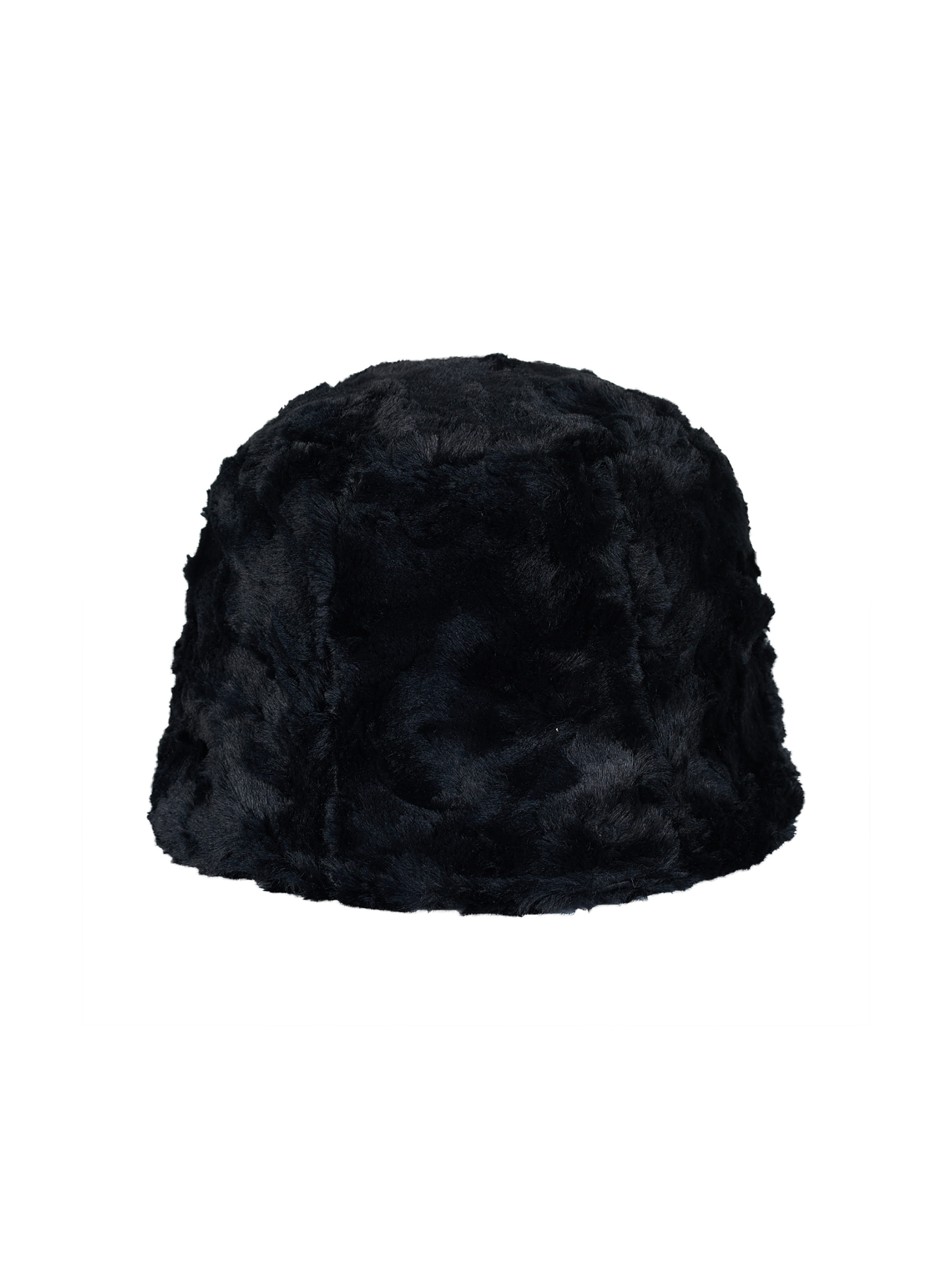 ● 5차 리오더 ●FAUX FUR BUCKET HAT (BLACK)