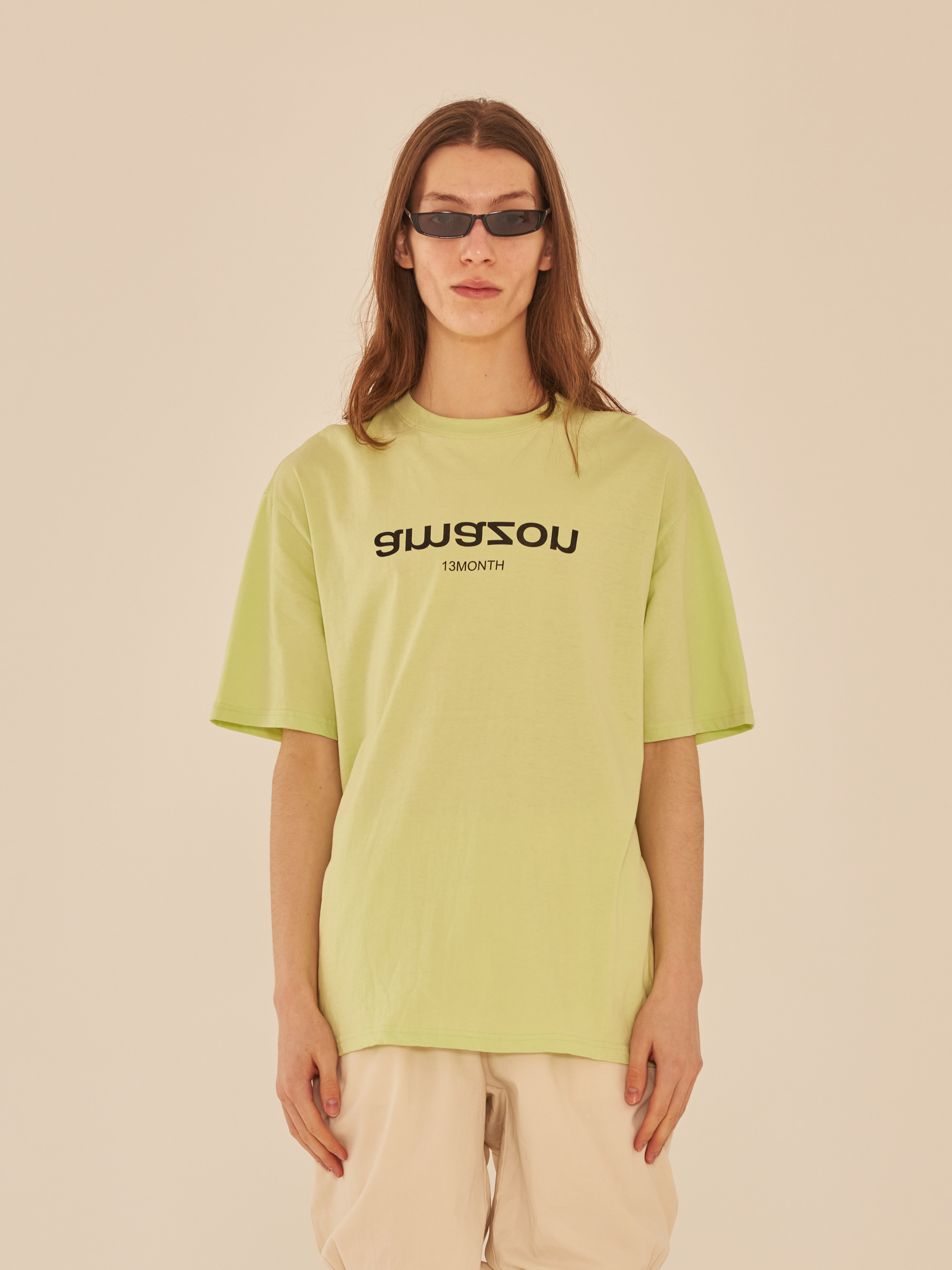 AMAZON T-SHIRT (LIME)
