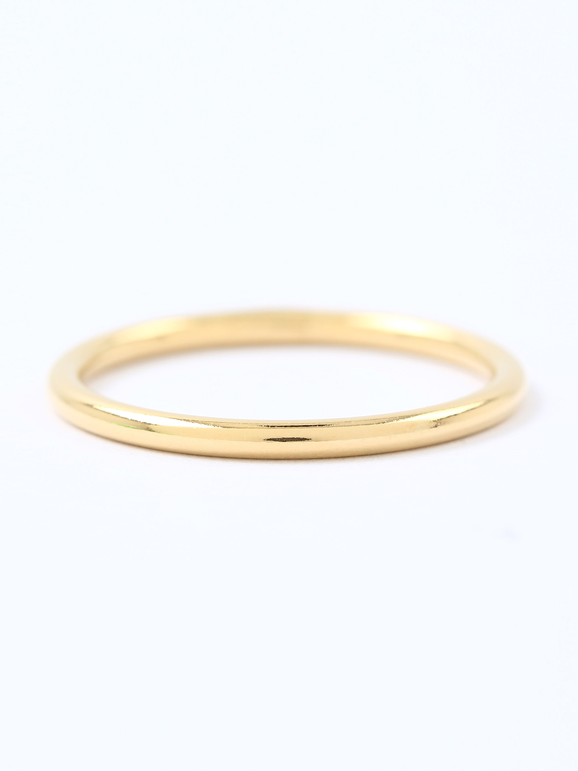 SIMPLE SLIM RING (GOLD)