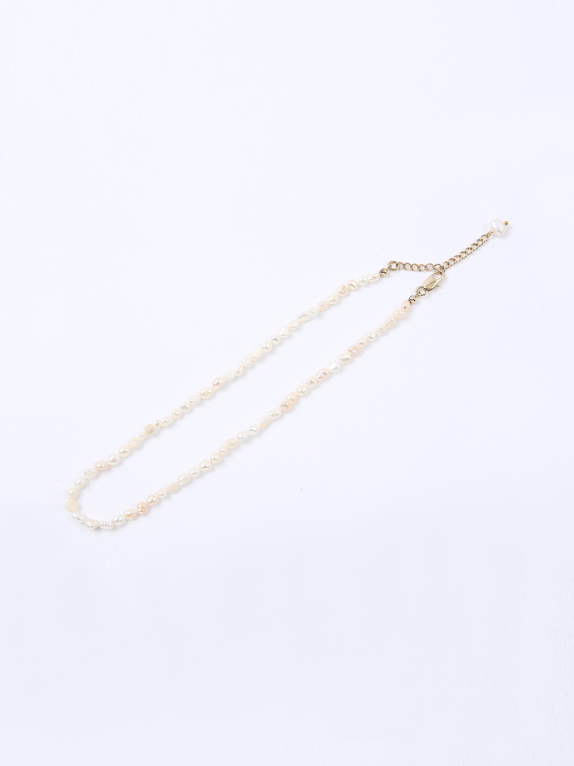 REAL PEARL CHOKER (GOLD)
