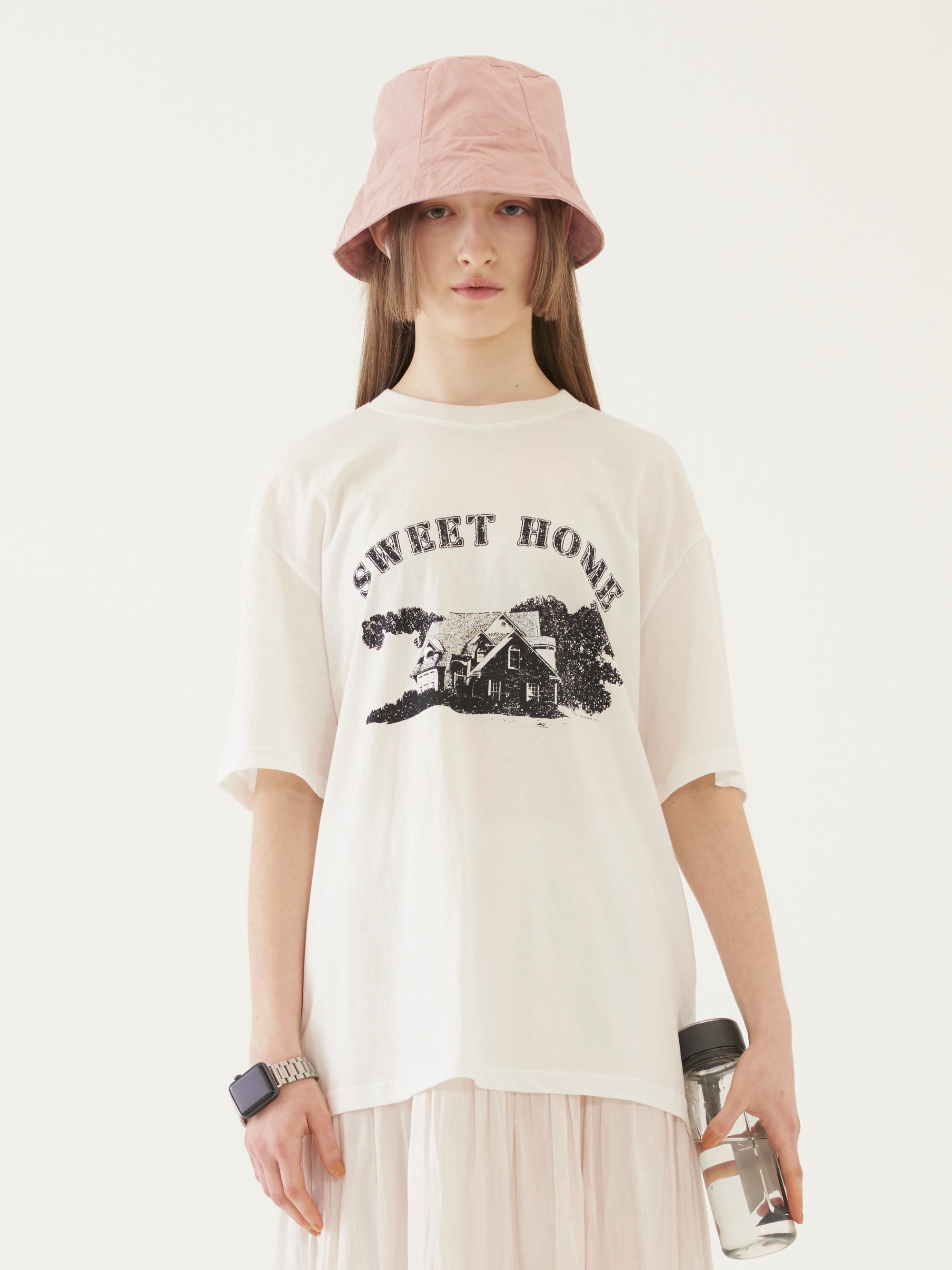SWEET HOME T-SHORT (IVORY)